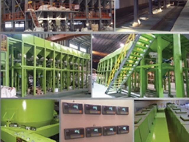 粉體&粉體供料系統設備