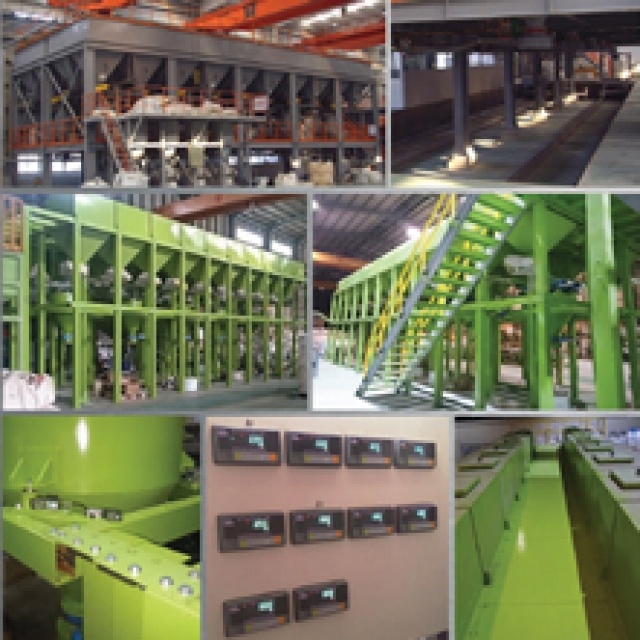Powder & Powder Feeding System Equipment